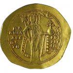 Υπέρπυρον Μανουήλ Α΄ Κομνηνού (1143-1180). --- ΝΜ 1907/8 ΚΒ 445