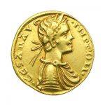 Augustalis Φρειδερίκου Β΄ (1197-1250), Brindisi, 1231 μ.Χ. --- ΝΜ 793/2000