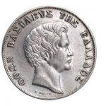 5 Δραχμές Όθωνος της Ελλάδος (1832-1862), Αθήνα, 1946. --- ΝΜ 5536