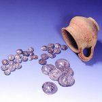 Θησαυρός αργυρών αθηναϊκών και ροδιακών νομισμάτων