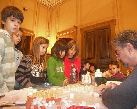 Πρωτοχρονιάτικη εκδήλωση για τα παιδιά: Φτιάξε το δικό σου γούρι, με το χαράκτη του ελληνικού ευρώ